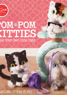 Klutz Pom Pom Kit Kitties