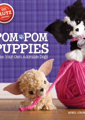 Klutz Pom Pom Kit Puppies