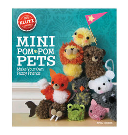 Klutz Pom Pom Kit Mini Pets