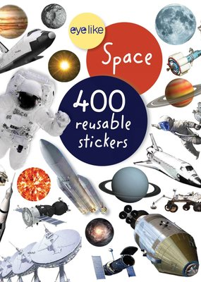Workman Eyelike Stickers Space