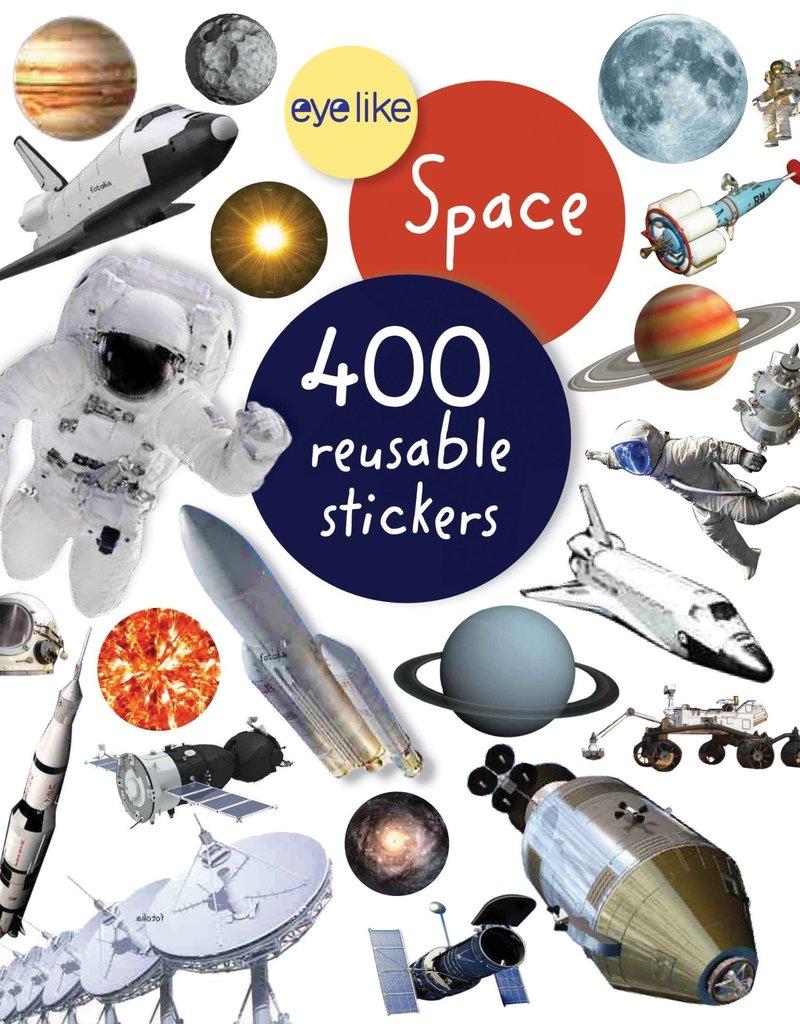 Workman Eyelike Stickers Space