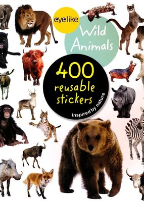 Workman Eyelike Stickers Wild Animal