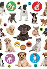 Workman Eyelike Stickers Puppies