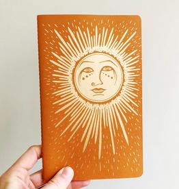 The Rainbow Vision Notebook Sun Orange
