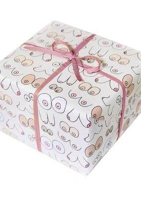 Unblushing Gift Wrap Boob