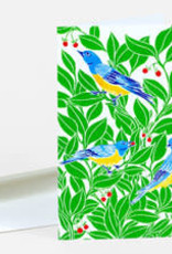 Mimi Williams Card Blue Bird Day