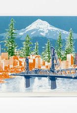 Urban Retrospectives Card Watching Over Portland