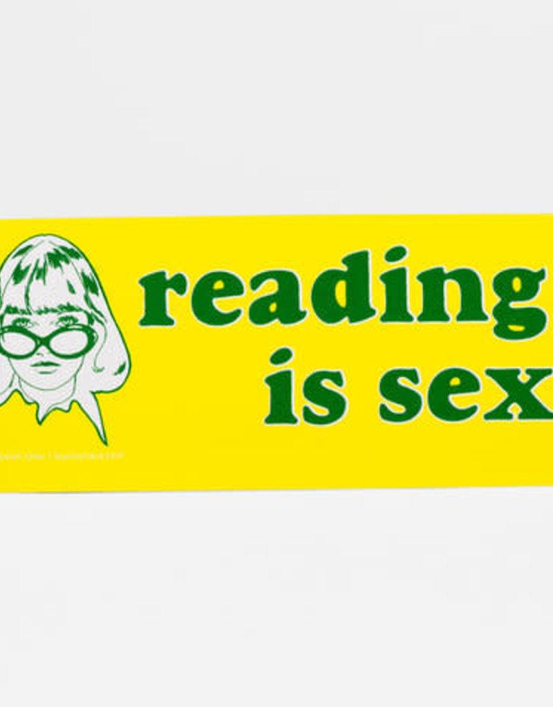Bumper Sticker Reading is Sexy