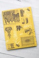 Cognitive Surplus Hypothesis Hardcover Dot Grid Bees