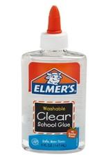 Elmer's Elmer's School Glue Washable Clear 5 oz