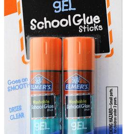Elmer's Elmer's Glue Stick Extra Strength School Gel 2pc
