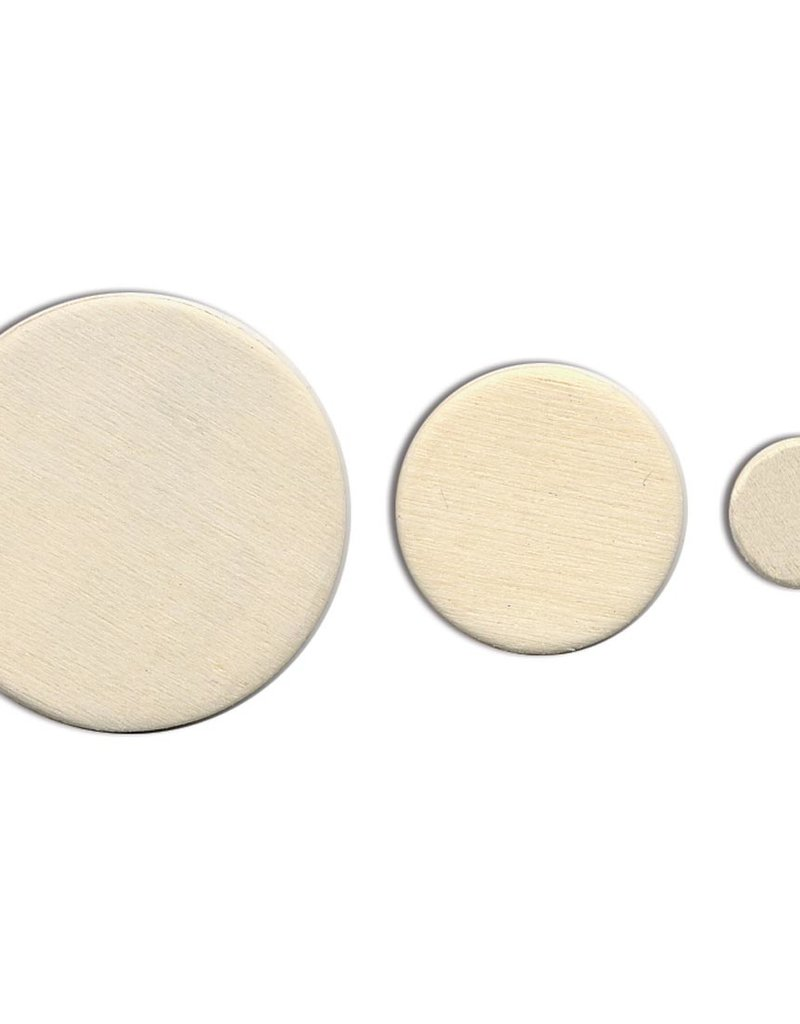 Forster Forster Woodsies Circles 130pc Assorted Sizes