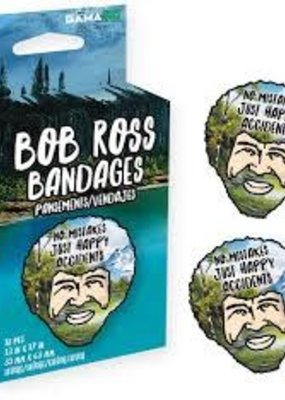 GamaGo Fun Bandages Bob Ross