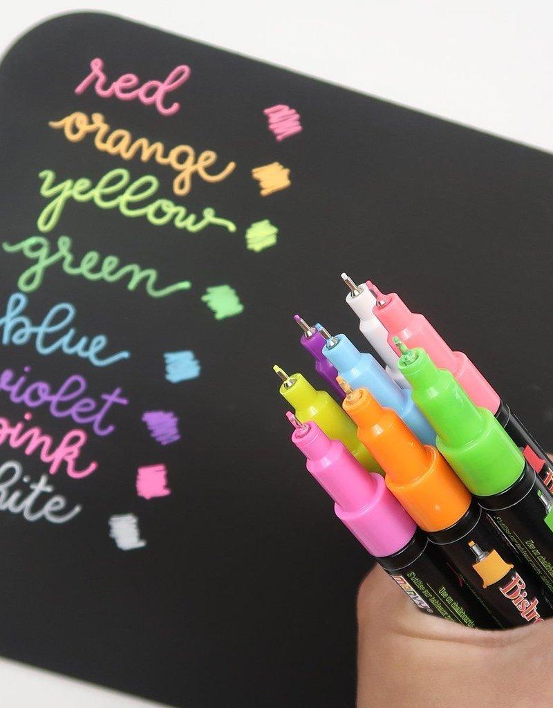 Marvy-Uchida Bistro Chalk Marker Extra Fine