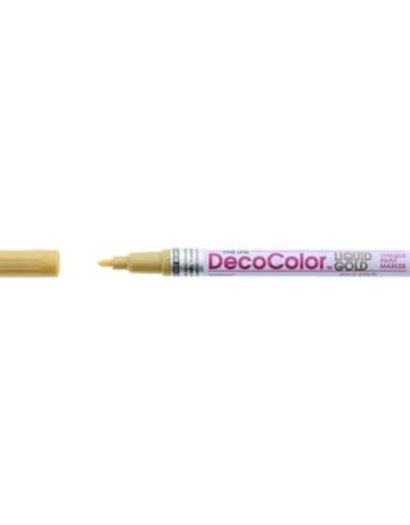 Marvy-Uchida DecoColor Premium Leafing Pen Gold