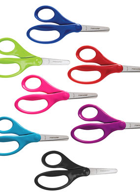 Fiskars Children's Scissors Blunt Tip 5 Inch Assorted Colors