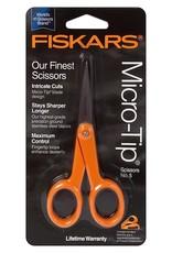 Fiskars Fiskars Scissors 5 Inch Micro Tip