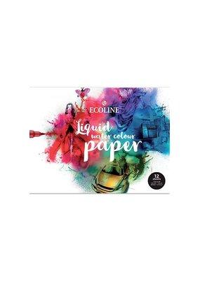 Ecoline Ecoline Paper Pad 9 x 12