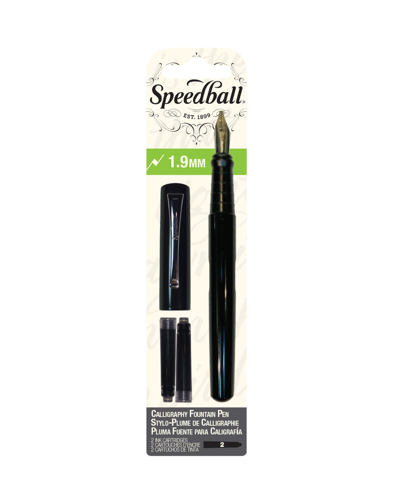 Speedball Calligraphy Fountain Pen