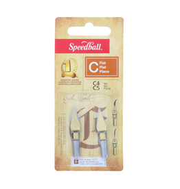 Speedball Lettering & Drawing Pen Points C4/C5