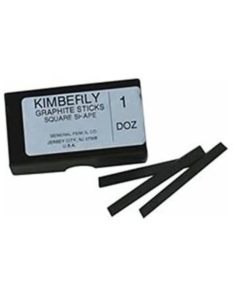 General Pencil Kimberly Graphite Sticks 6B