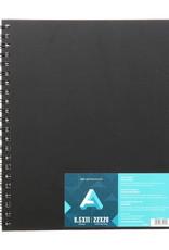 Art Alternatives Sketch Book Spiral Bound 8.5 X 11