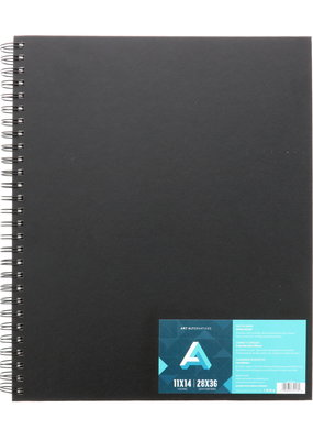 Art Alternatives Sketch Book Spiral Bound 11 X 14