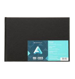 Art Alternatives Sketch Book Hard Bound 9 X 6