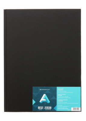 Art Alternatives Sketch Book Hard Bound 9 X 12