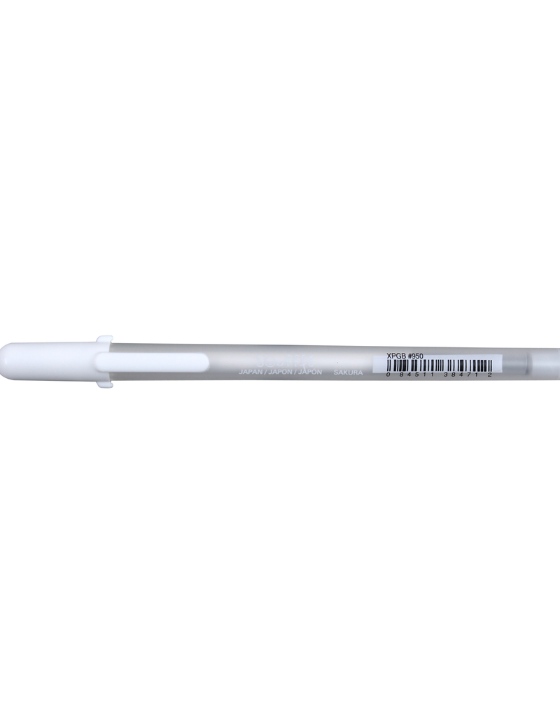 Sakura Gelly Roll Souffle Pen White