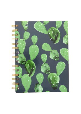 Art Alternatives Limited Edition Fashion Journals Dream Cactus Blue Dot Grid 6 x 8