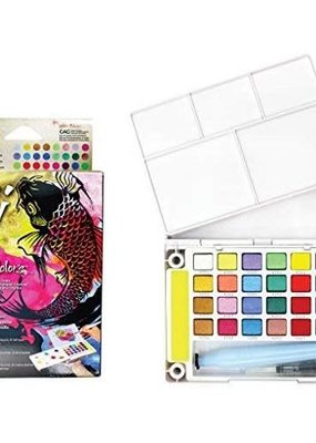 Sakura Koi Creative Art Color Watercolor 24 Color Set