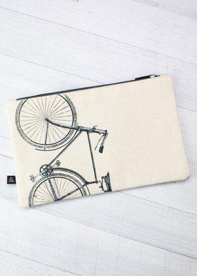 Cognitive Surplus Zipper Case Bicycle