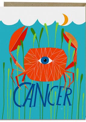 Lisa Congdon Card Cancer