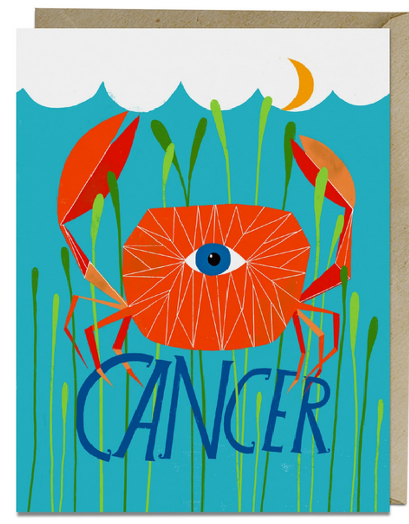 Lisa Congdon Card Cancer
