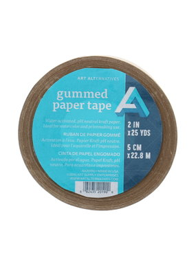 Art Alternatives Gummed Paper Tape 2 Inch 75 Feet