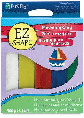 Sculpey EZ Shape Clay Primary Colors 5 Piece Set