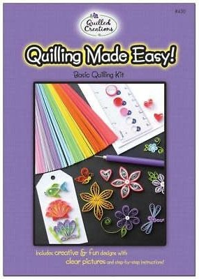 Quilled Creations Quilling Kit Quilling Made Easy