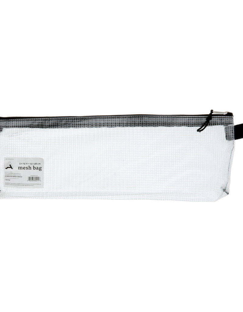 Art Alternatives Bag Mesh White 5 X 15