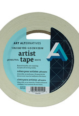 Art Alternatives Artist Tape 1 Inch 60 Yards
