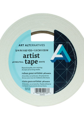 Art Alternatives Artist Tape .75 Inch 60 Yards