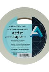 Art Alternatives Artist Tape .5 Inch 60 Yards