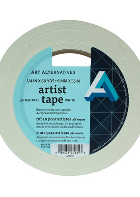 Art Alternatives Artist Tape .25 Inch 60 Yards
