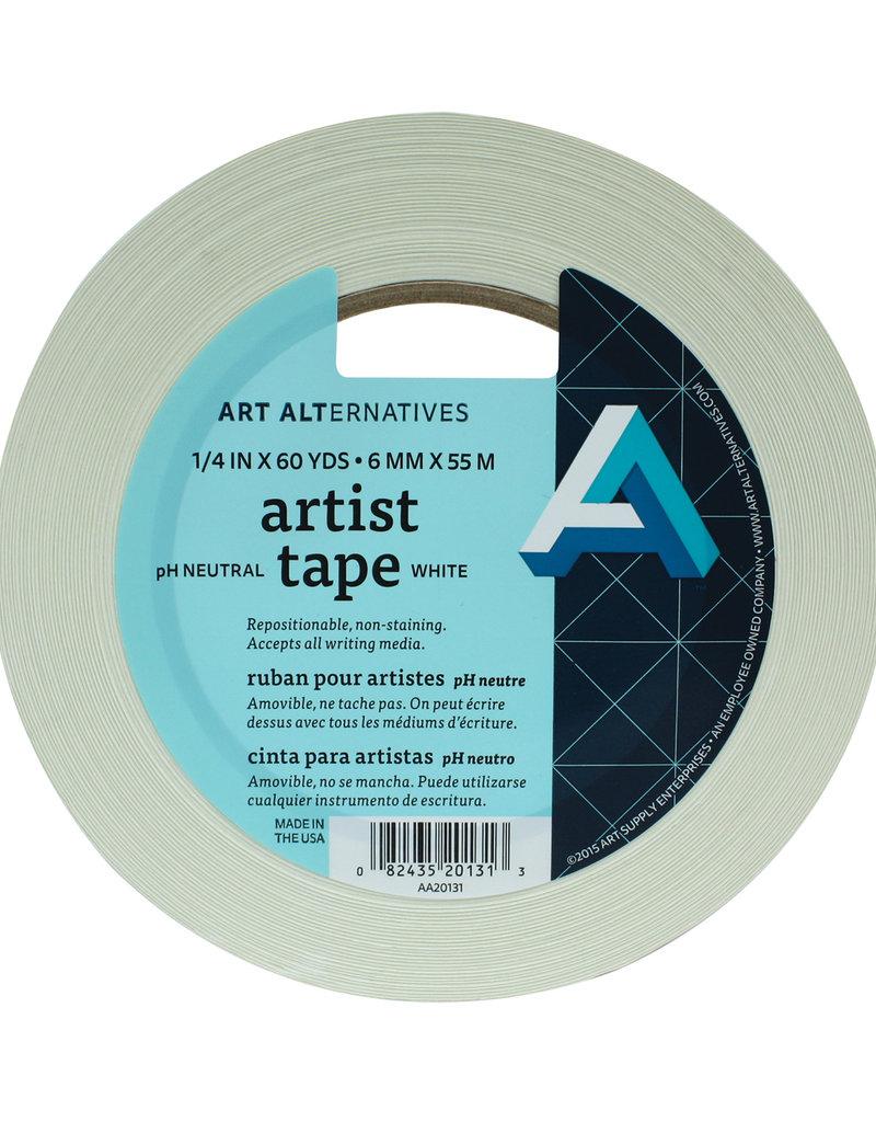 Art Alternatives Artist Tape .25 Inch 60 Yards