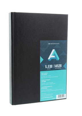 Art Alternatives Sketch Book Hard Bound 5.5 X 8