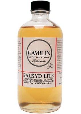 Gamblin Galkyd Lite 8 Ounce