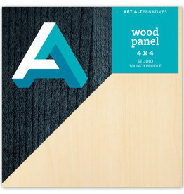 Art Alternatives Cradled Wood Panels 3/4 Inch Profile