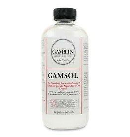 Gamblin Gamsol 16 oz.