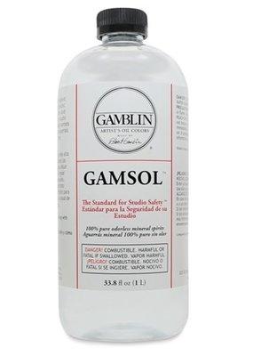 Gamblin Gamsol 32 oz.