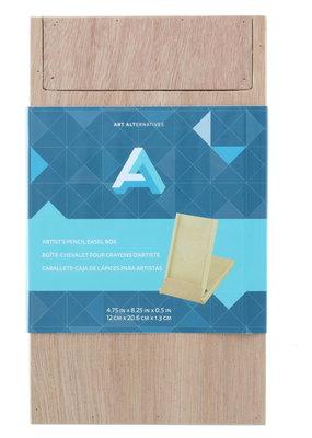Art Alternatives Pencil Easel Box